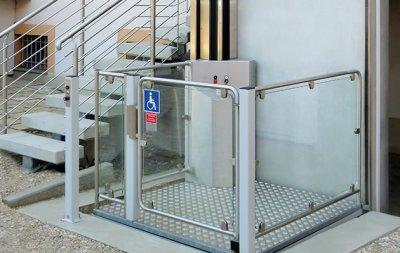 Подъемники для инвалидов и важность оснащения ими зданий