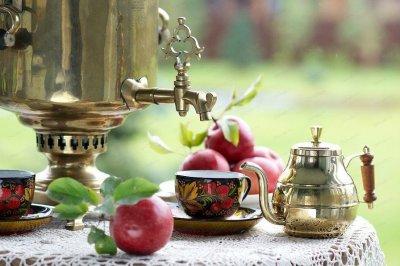 Самовар - наследие русского чаепития