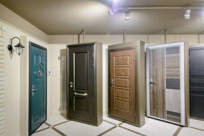 Советы по выбору металлических входных дверей