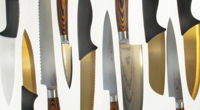 Выбор кухонного ножа: материал лезвий