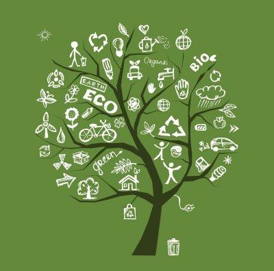 Экологический тренд прочно вошел в жизнь современного человека