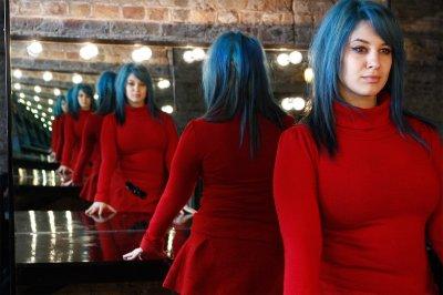 """""""Зеркальный мир"""" фотографии, или 5 идей для фотосета"""