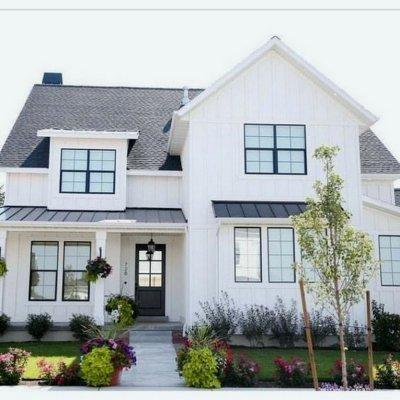 8 красивых идей фасадов домов для вашего вдохновения