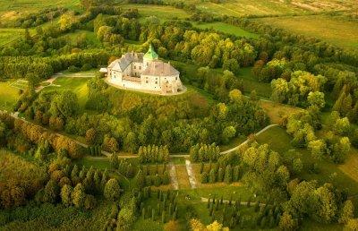 Львовские замки - достояние Украины