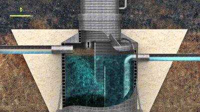 Очистка сточных вод: проблема и решение