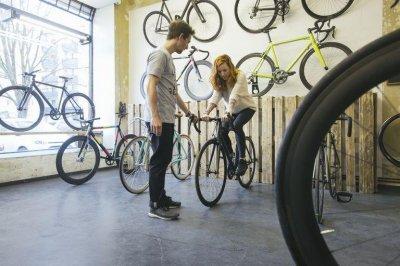 Параметры выбора велосипеда