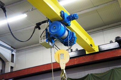 Промышленное подъемное оборудование: выгоды и виды