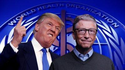 Трамп прекратил финансирование ВОЗ