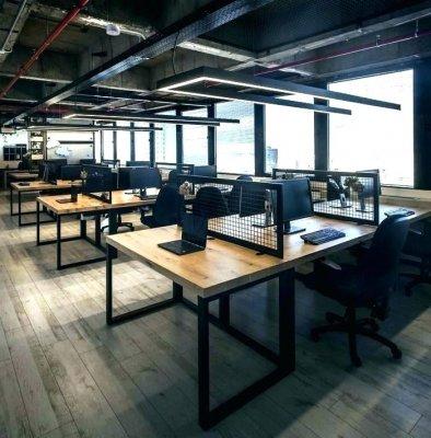 Зачем делать офис в стиле лофт?