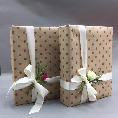 10 идей для упаковки подарка