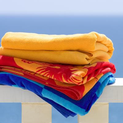 Где выбрать лучшее пляжное полотенце?