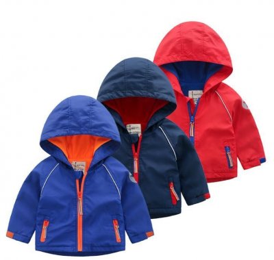 Как выбрать куртку ребенку