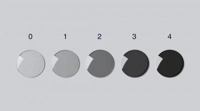 Категории линз солнцезащитных очков