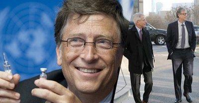 Глобалистическая диктаторская программа Билла Гейтса по вакцинации