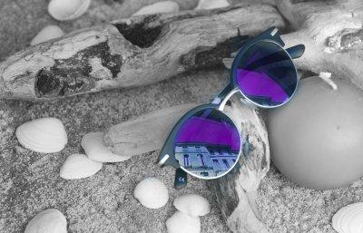 Солнцезащитные очки - комфорт и безопасность
