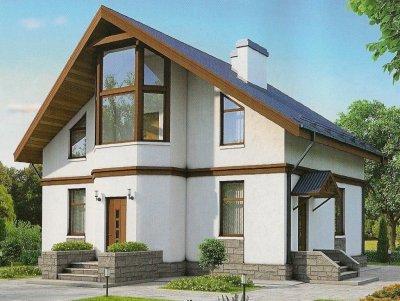 Строительство домов под ключ из пеноблока