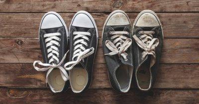 Уход за кедами: как правильно чистить обувь