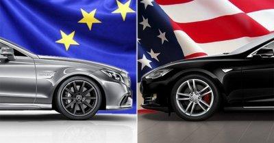 Зарубежные автомобили: США vs Европа