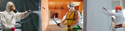 Защита от огня строительных конструкций