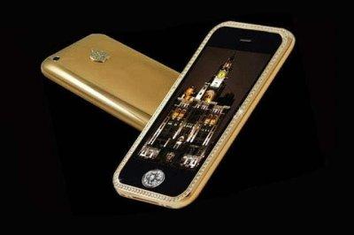 5 самых дорогих и роскошных смартфонов в мире