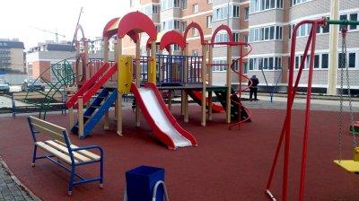 Как выбрать детские игровые площадки