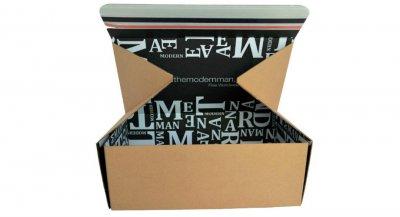 Картонные коробки: эксклюзив от мировых брендов