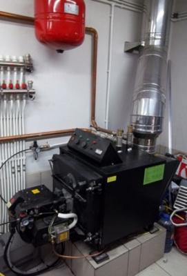 Котел на отработанном масле поможет значительно сэкономить на газе: особенности и его преимущества