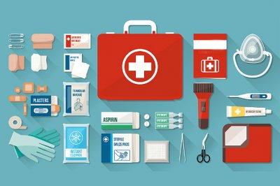 Купить аптечку первой медицинской помощи