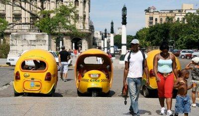 Самые необычные виды такси в мире
