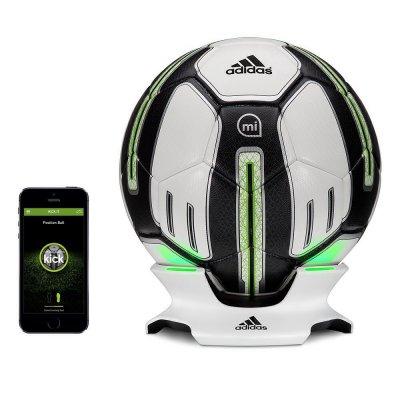 Хай-тек футбол: развитие мяча
