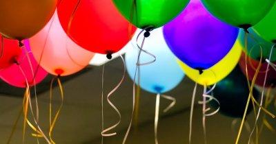 7 интересных идей использования воздушных шаров.