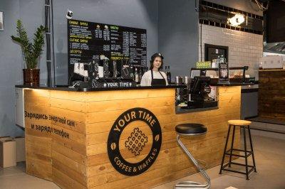 Бизнес идея – кофе точка