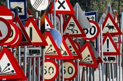 Чем меньше, тем лучше: что произошло с дорожными знаками