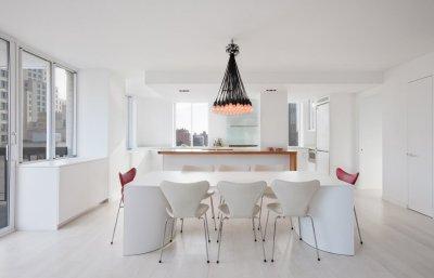 Дизайнерские приемы для эффективного использования потолочной люстры