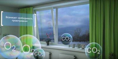 Дышащие пластиковые окна сделают воздух в помещении лучше