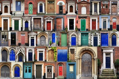 Необычные факты про входные двери