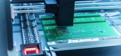 Процесс производства печатных плат
