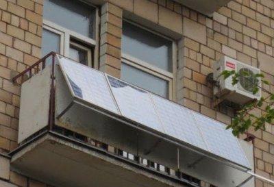 Як встановити сонячну панель у міській квартирі