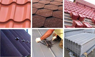Кровельные материалы, чем покрыть крышу