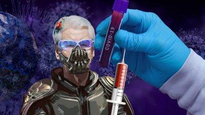 В Москве усиливают масочный режим и начинают подготовку к массовой вакцинации