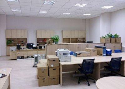 Переезд офиса вовсе не должен быть сложным!