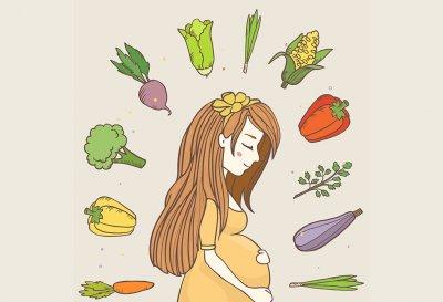7 принципов питания во время беременности