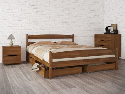 Дерево для кровати: какое лучше выбрать?