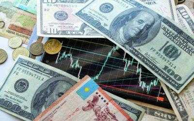 Курс доллара к тенге в Казахстане