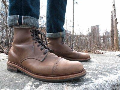 Удобная обувь: 5 причин носить ботинки