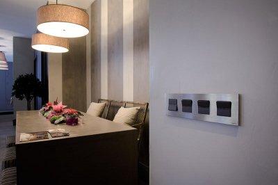 Как подобрать выключатели и розетки к интерьеру квартиры