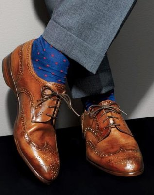 Как выбрать мужскую обувь: классическая элегантность от Prego