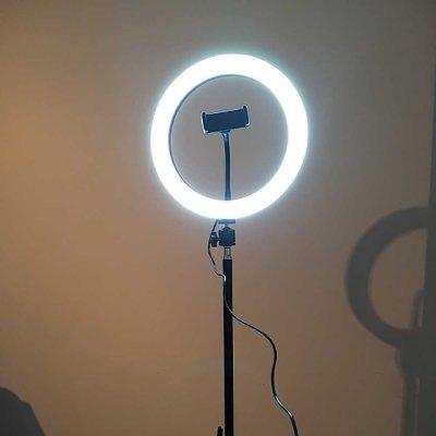 Кольцевые светодиодные лампы