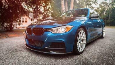 Многочисленные преимущества владения BMW 3 серии 328d