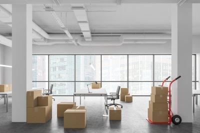 Переезд офиса: услуги транспортных компаний